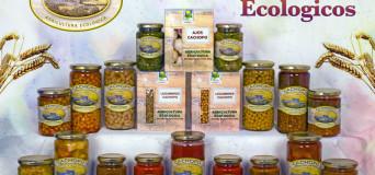 Productos Ecológicos en Conserva