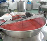 Prodcesado de tomate ecológico