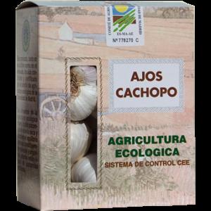 Ajo Morado Ecologico caja
