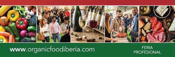 Feria profesional Organic Food Iberia 2021