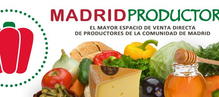 La buena alimentación en Madrid Productores