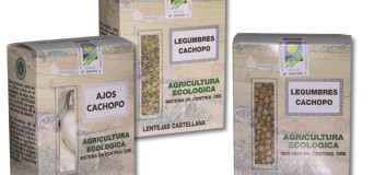 Legumbres de Cultivo Ecológico