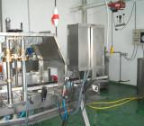 Maquinaria de envasado ecológico