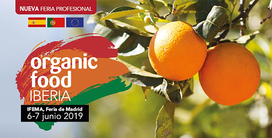 Feria Profesional Organic Food Iberia